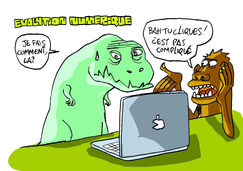 L'ÉNERGIE NUMÉRIQUE par Balla Fofana