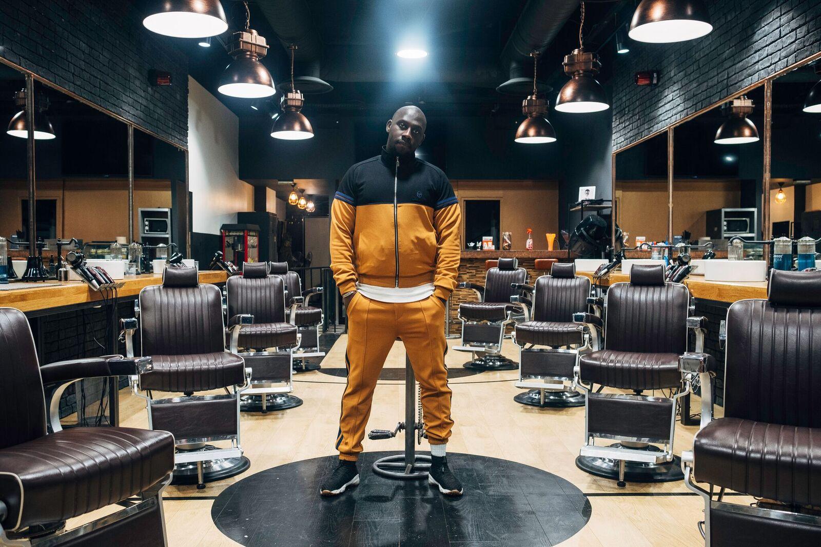 Groomers Barbershop, quand la créativité des quartiers sublime les hommes