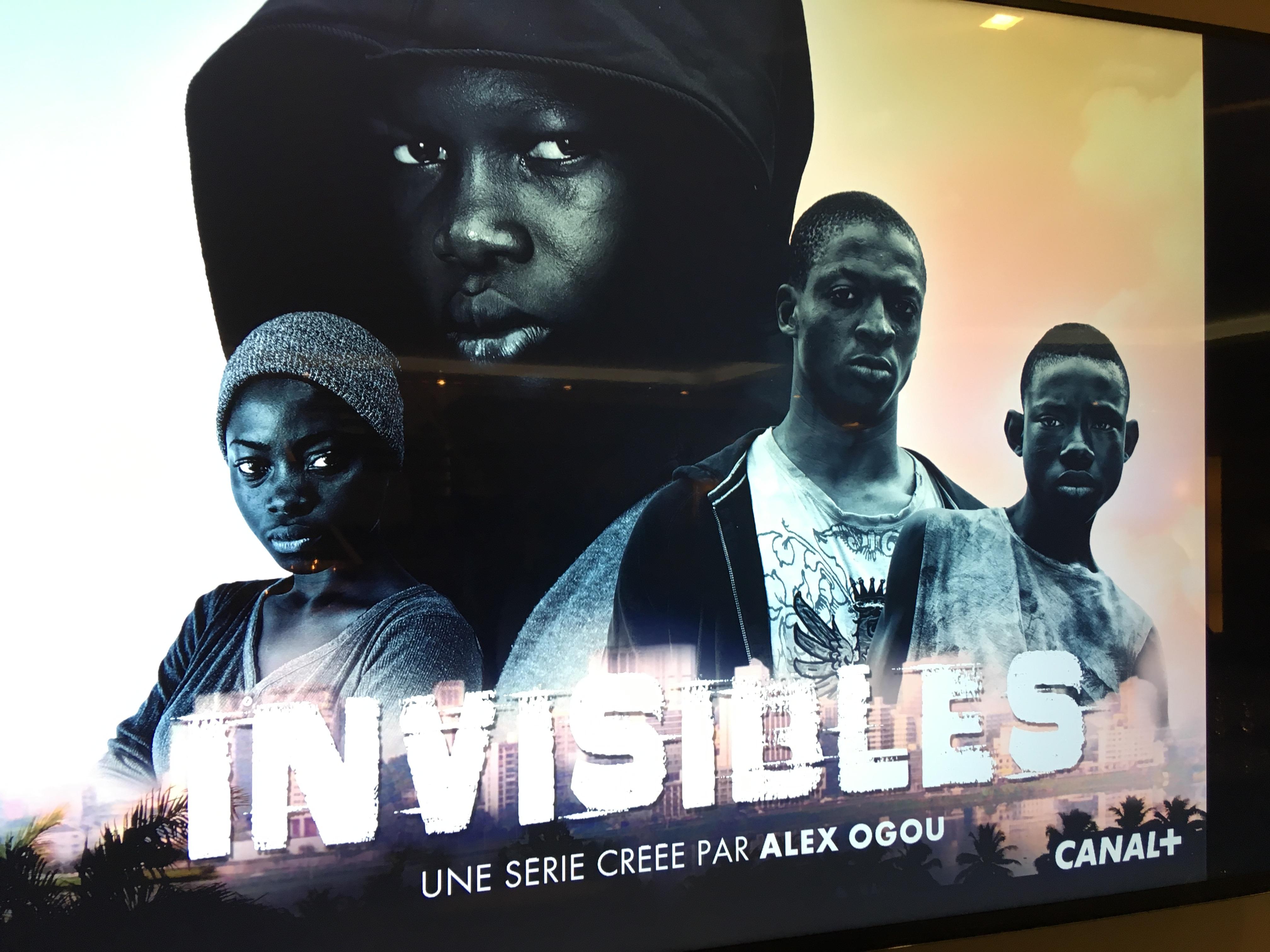 Invisibles, la grande production ivoirienne, arrive sur Canal+ Afrique le 29 octobre
