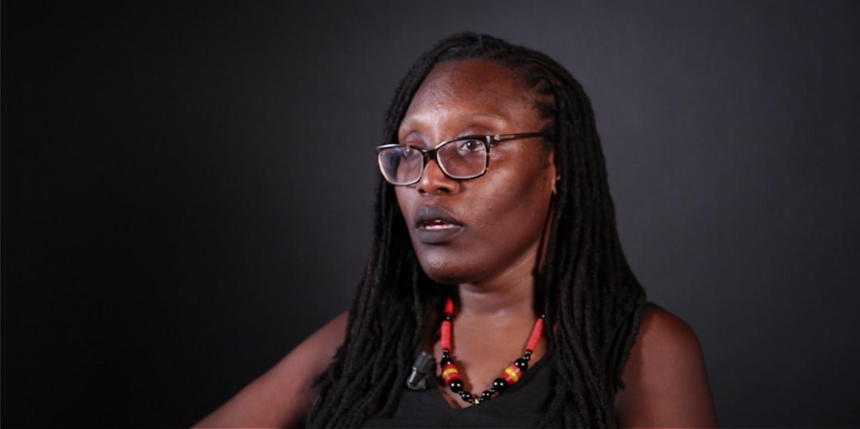 Mame-Fatou Niang : cette fresque doit être retirée de l'Assemblée Nationale