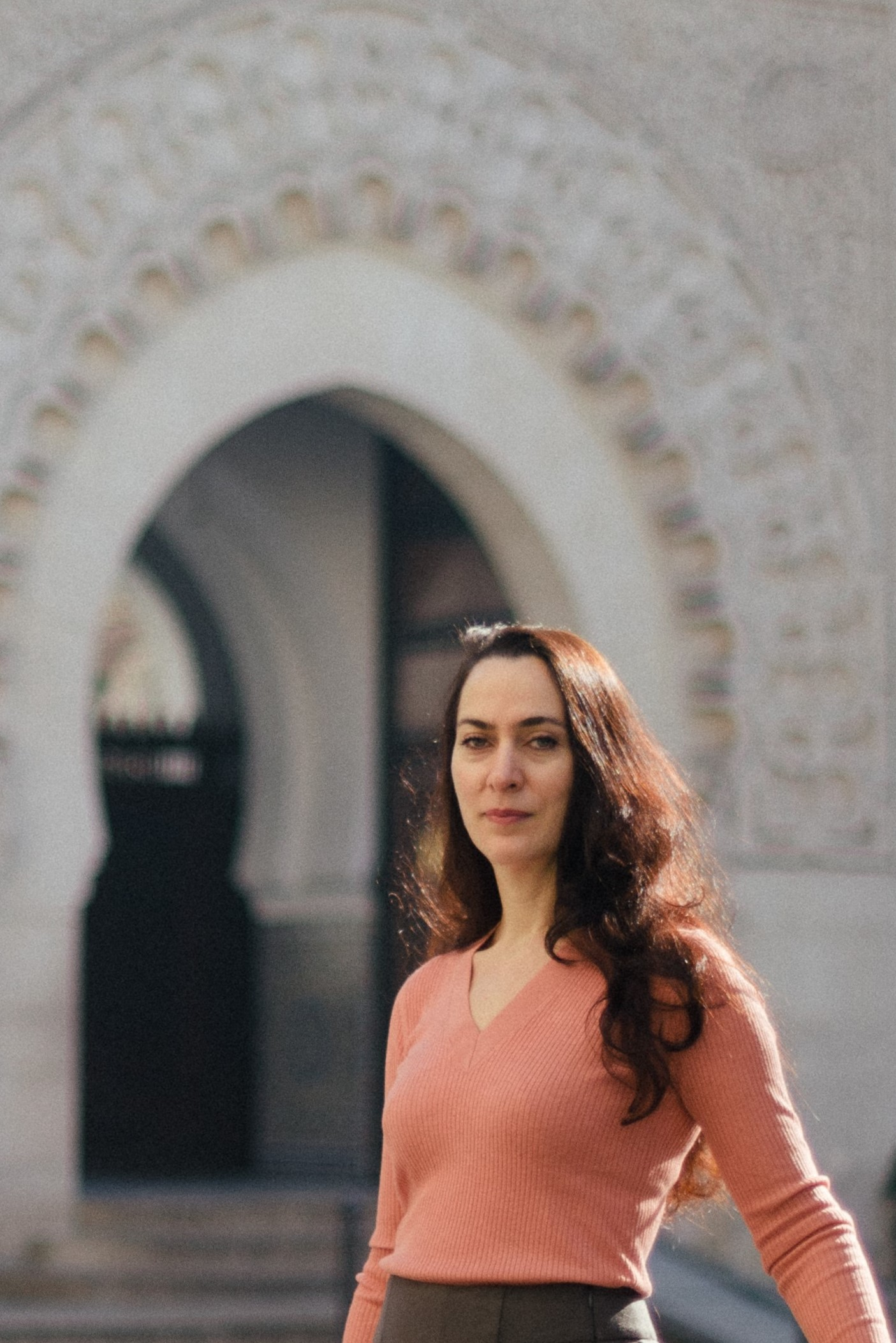 Rencontre avec l'imam Kahina Bahloul