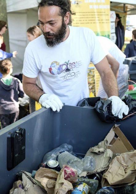 Olivier Briau, un autre regard sur nos déchets