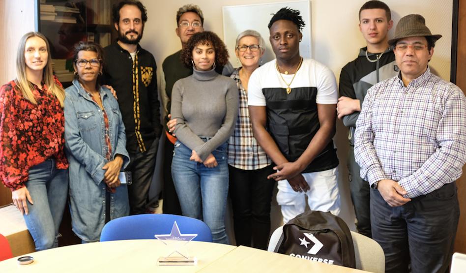 Atelier D'ailleurs et d'ici, à la rencontre d'ex-enfants déportés de La Réunion