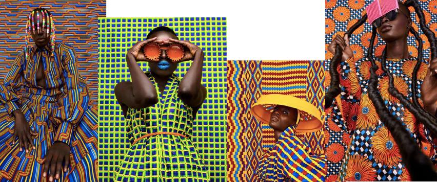 Colors of Africa s'expose à Paris