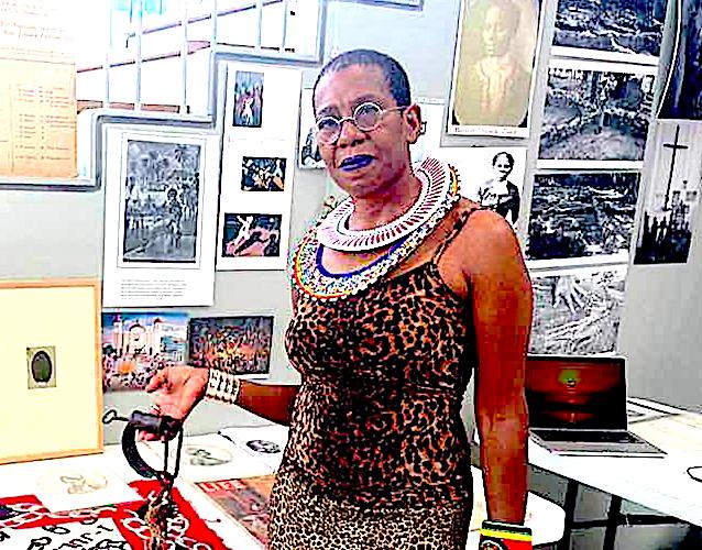 Art et histoire : l'incroyable collection de Cheryl Ann Bolden!
