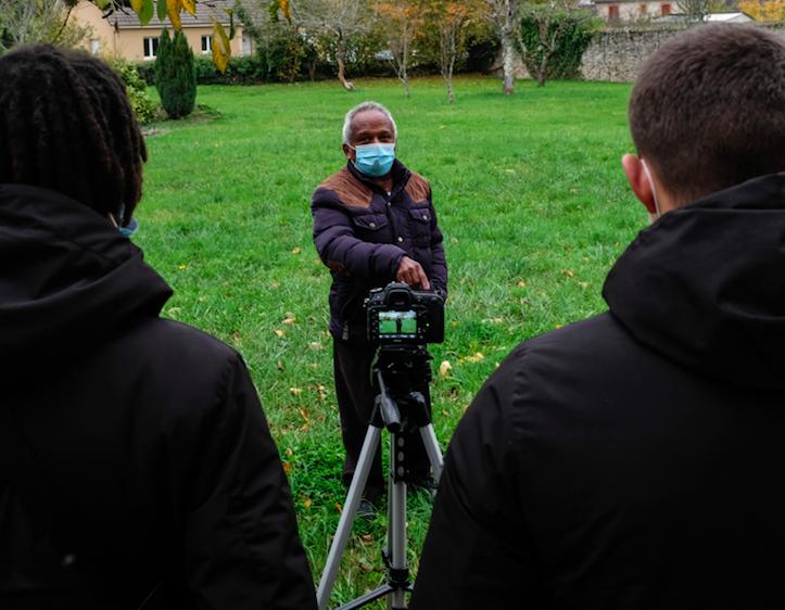Atelier reportage Vidéo