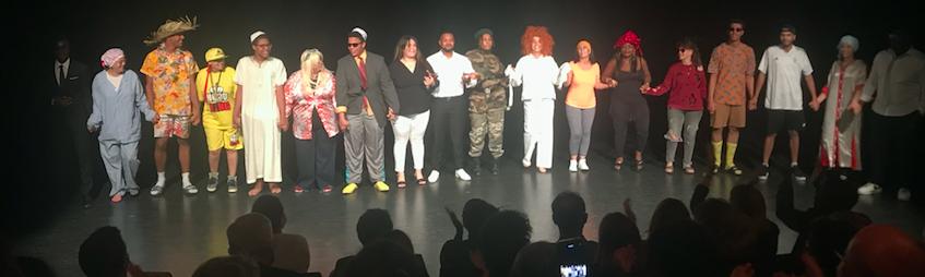 """Théâtre: La pièce """"Bad Mama"""" brise les préjugés sur les quartiers"""