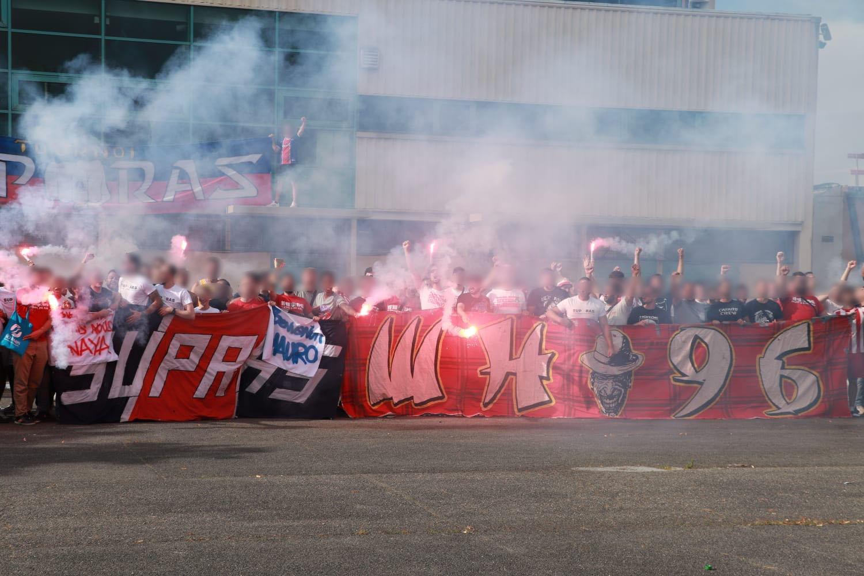 Tournoi Supras Auteuil (France) et Wilde Horde (Allemagne): le foot vecteur de solidarités